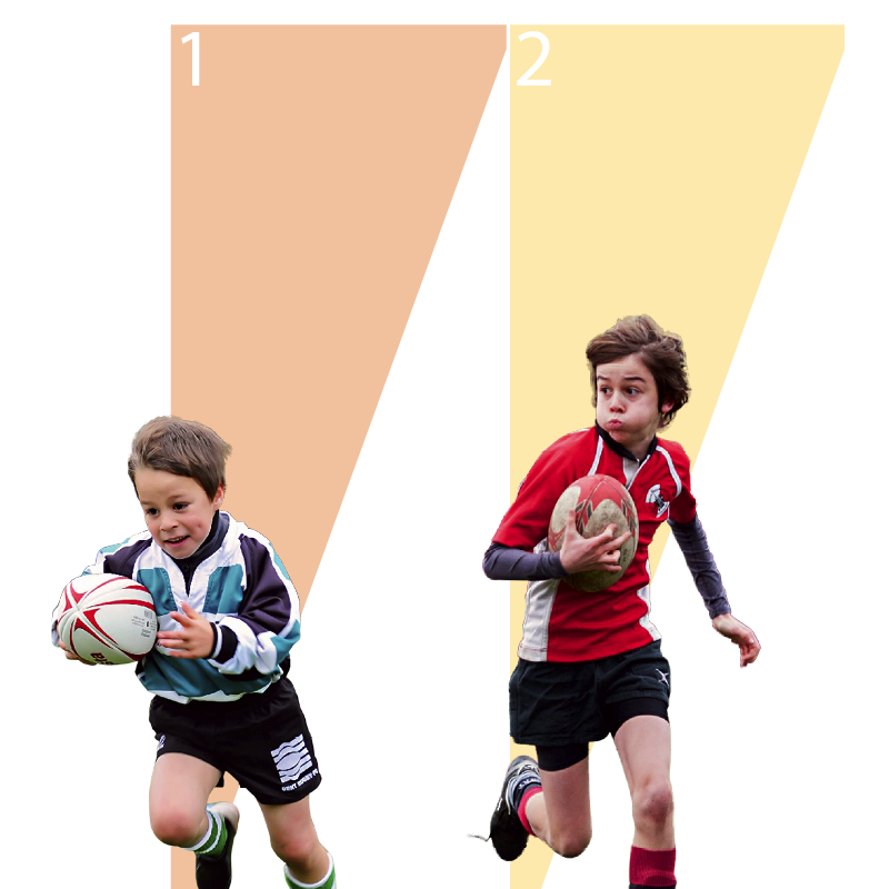 U6/U8/U10/U12 Rugbyschool