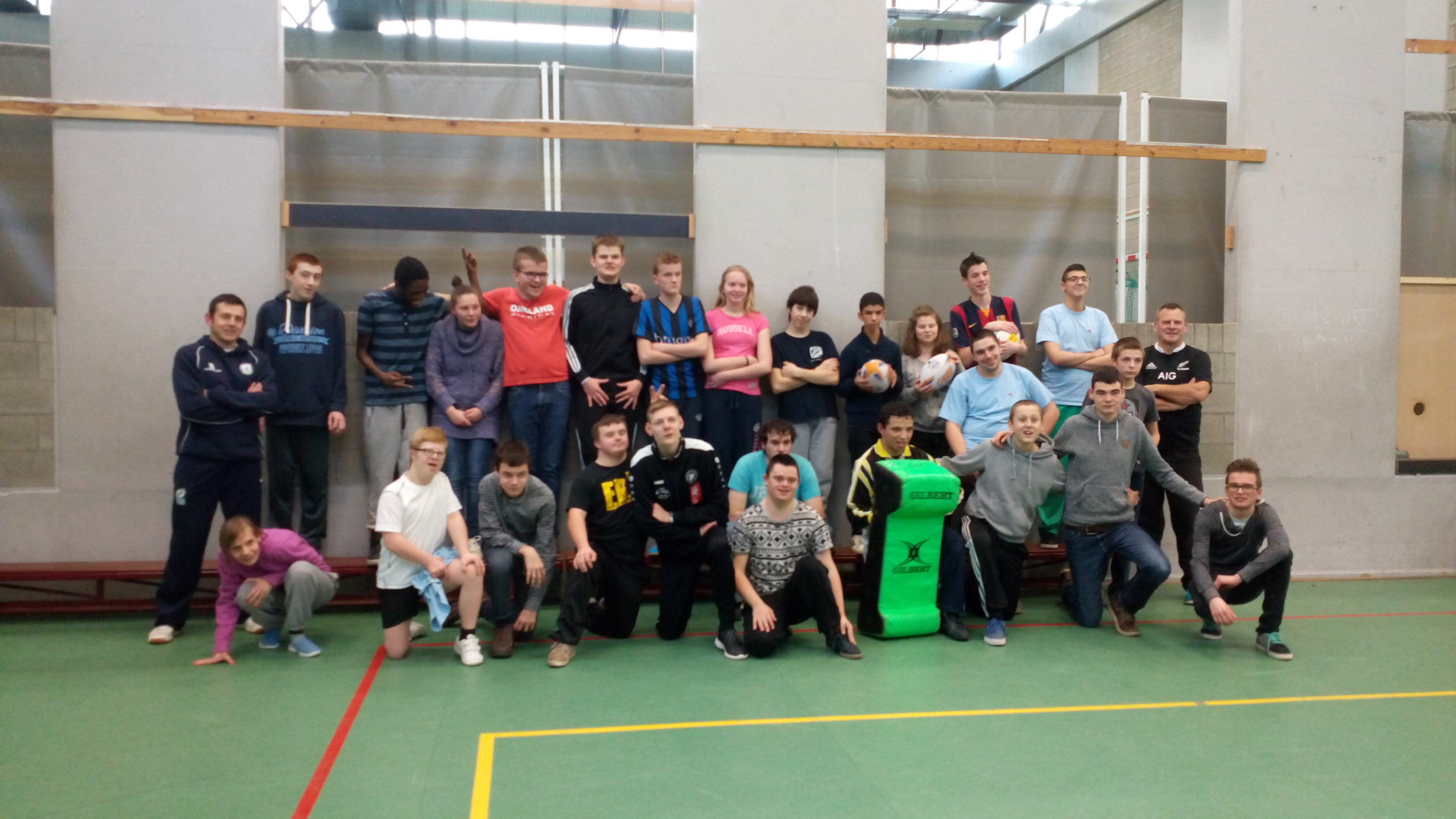 Sportdagen/initiaties - Rugby Vlaanderen