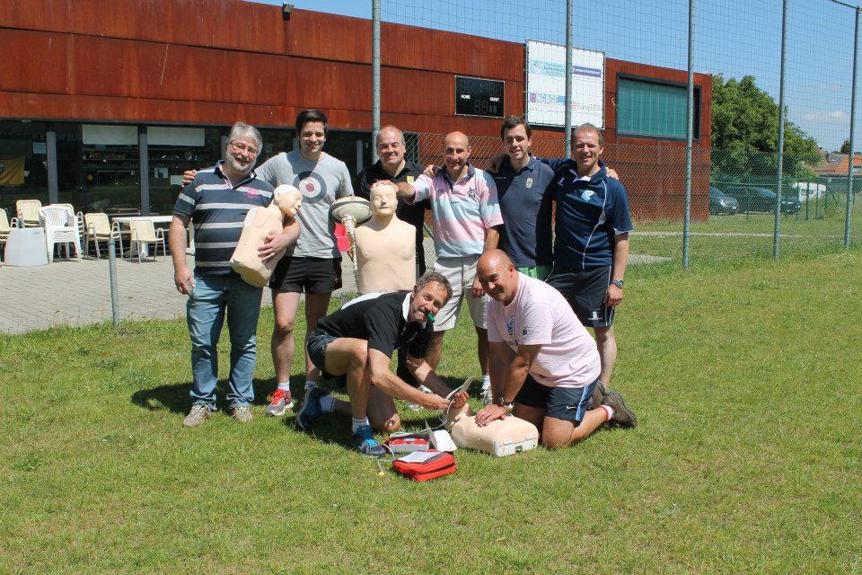 Nieuwe first aid cursussen!