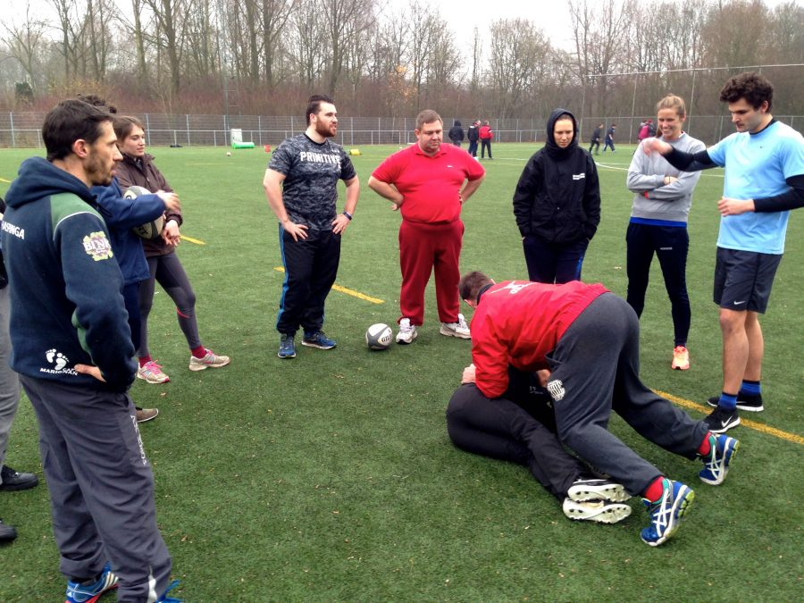 Initiator rugby (level 2 coaching)