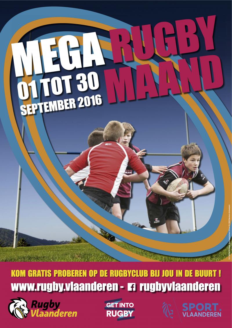 Mega Rugby Maand