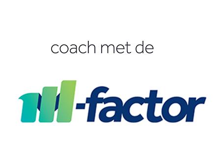 Coachen met de M-factor