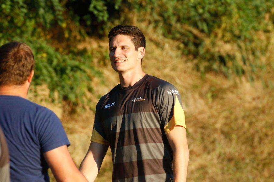 Mathias Rondou als directeur Rugby Vlaanderen