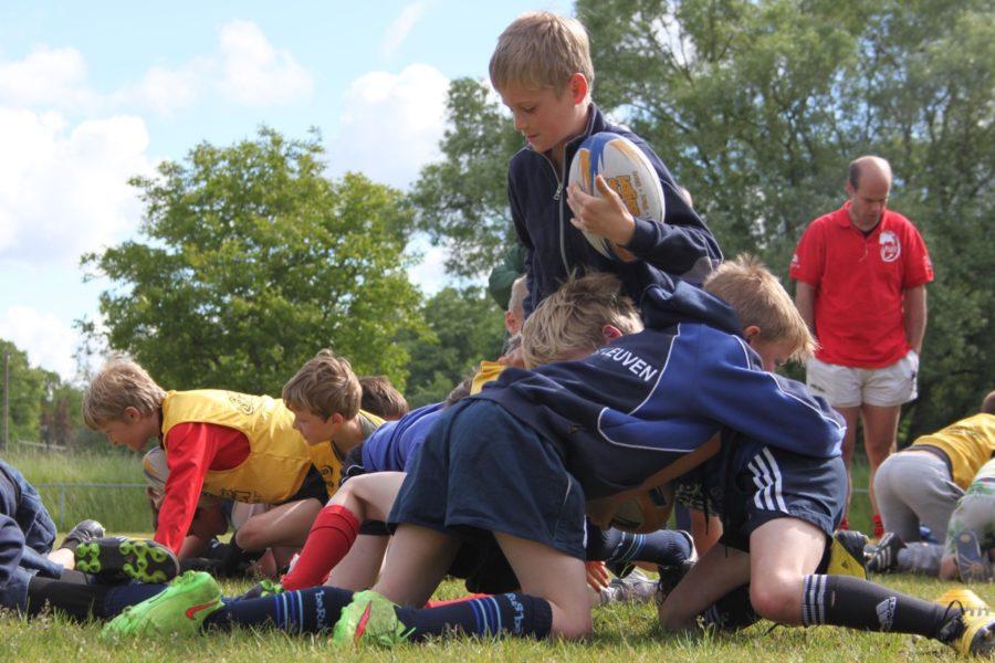 Bijscholing voor jeugdcoaches op de club