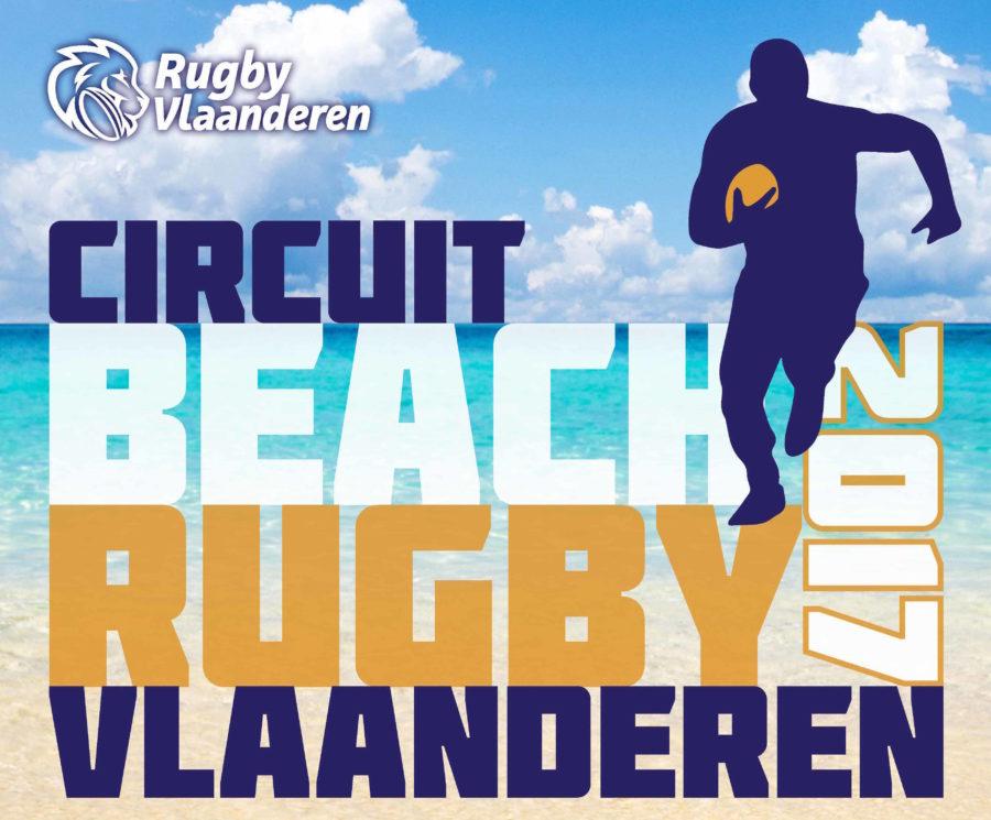 Beach Rugby circuit 2017