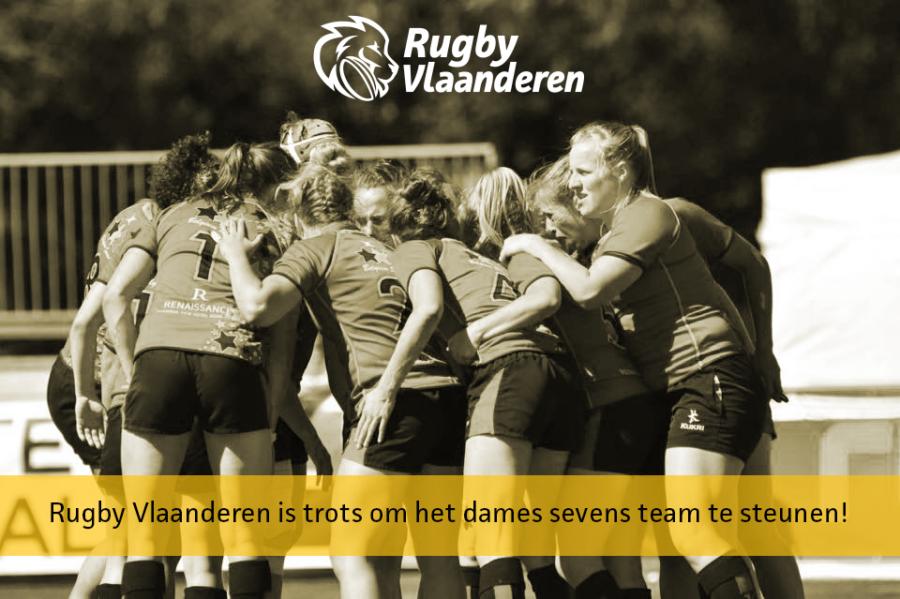 Rugby Vlaanderen en dames sevens