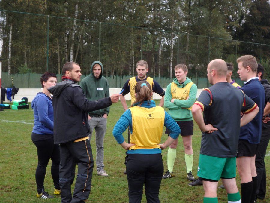 Level 1 coaching in Heusden-Zolder
