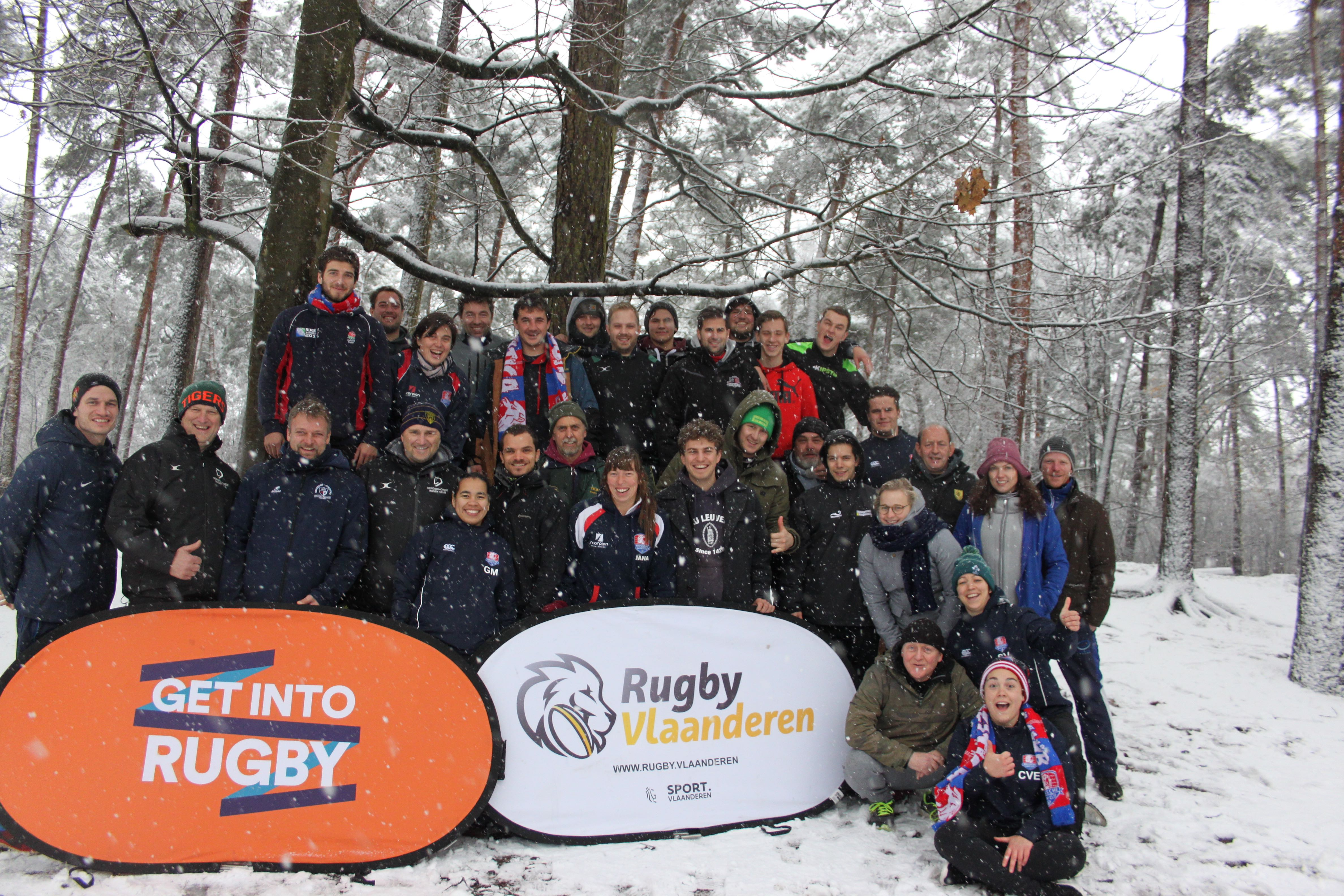 Initiator cursus rugby