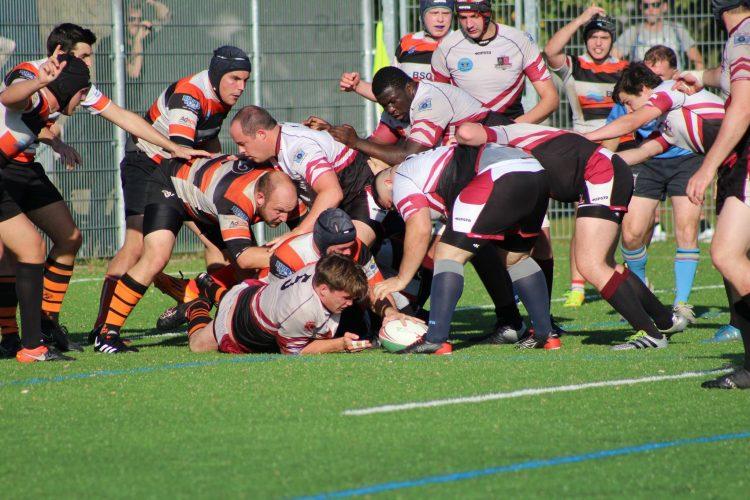 Antwerp Rugby Club 5