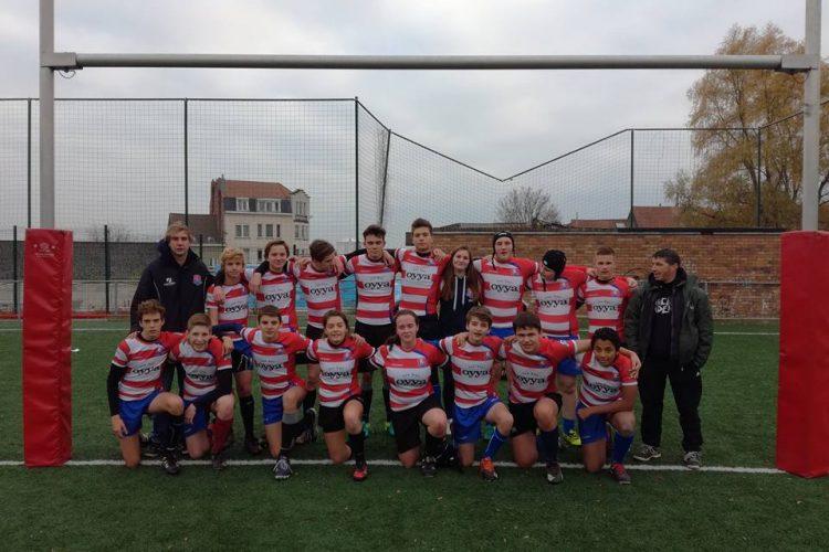 Brugsche Rugby Club 1