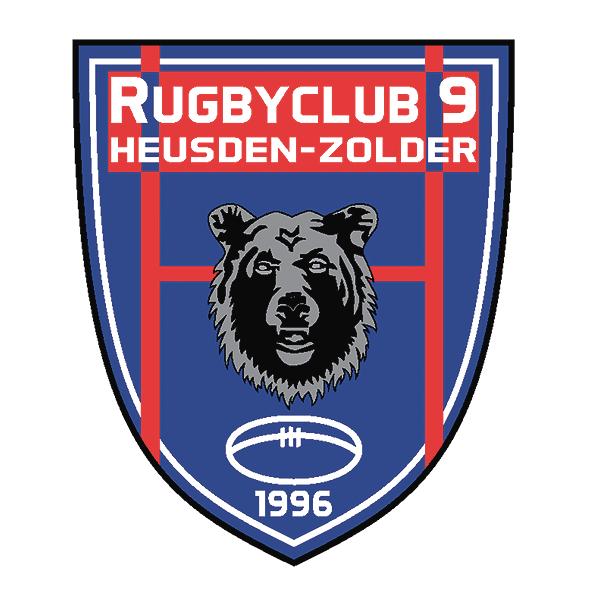 LOGO Rugbyclub 9 Heusden-Zolder