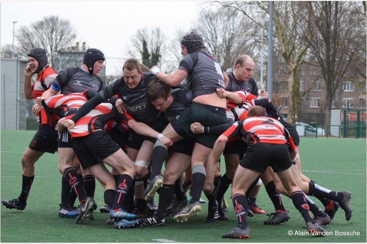 Rhinos Rugby Oudenaarde
