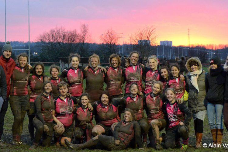 Rhinos Rugby Oudenaarde 9