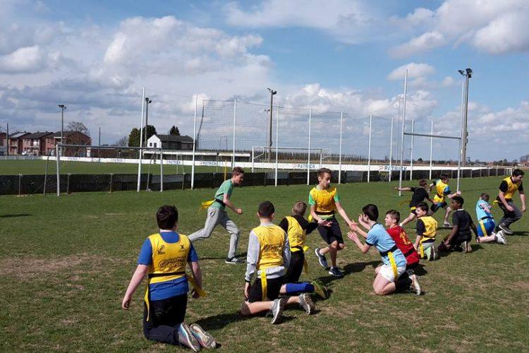 Rugby Club Haspinga 2