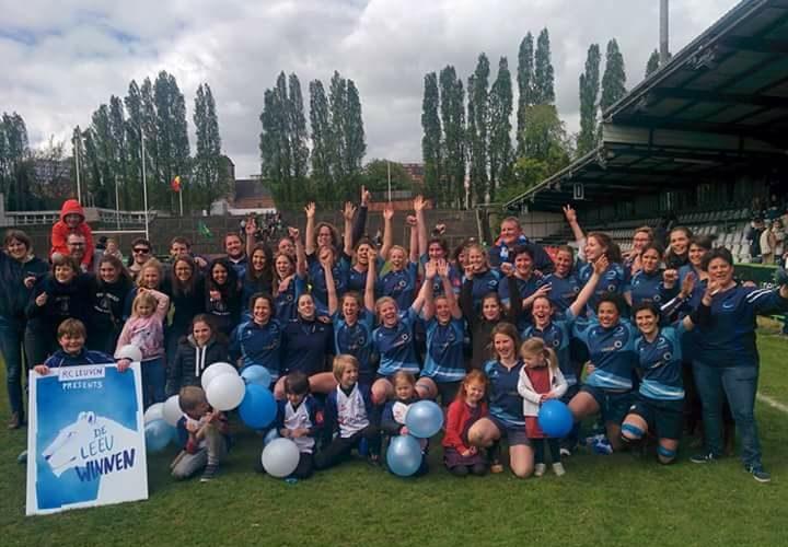 Rugby Club Leuven 2
