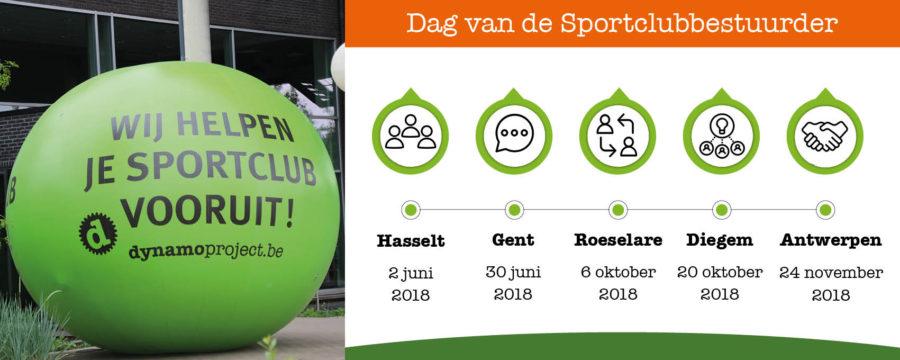 Dag van de sportclubbestuurder