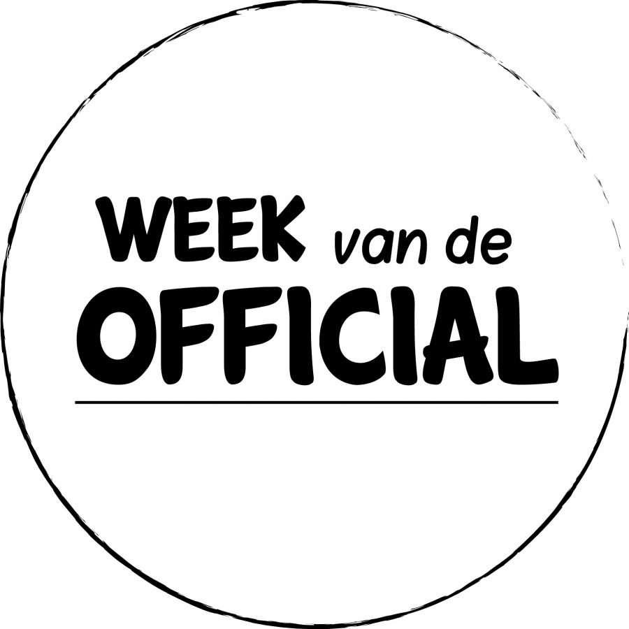 Week van de Official 2018