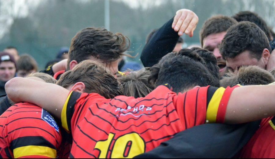Op weg naar het WK rugby 2023 in Frankrijk