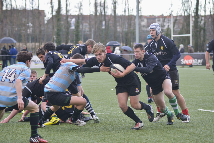 Vlaamse U18 nipt verloren van Kituro U19
