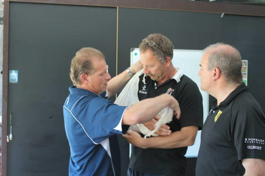 Level 1 First Aid in Rugby