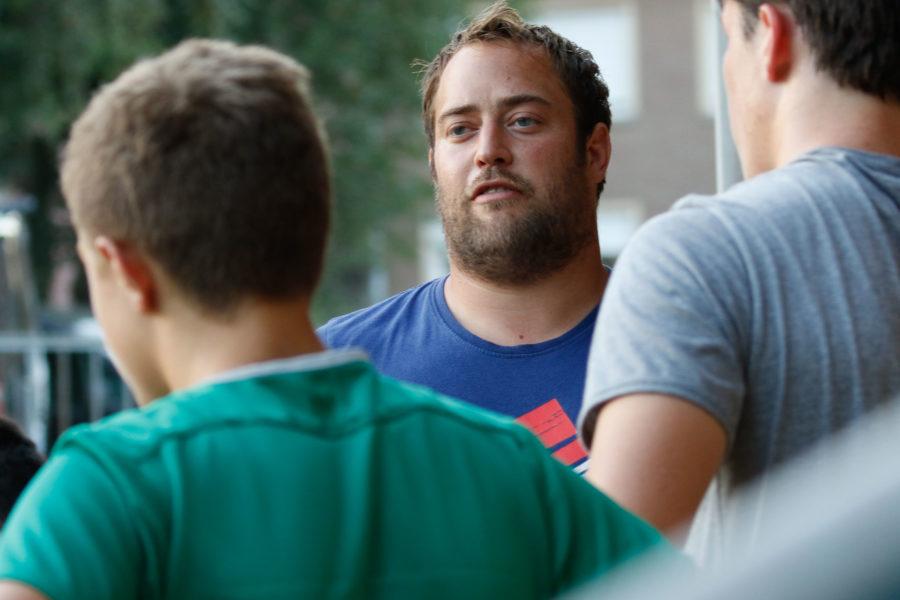Kristof Vanhout komt Rugby Vlaanderen versterken!