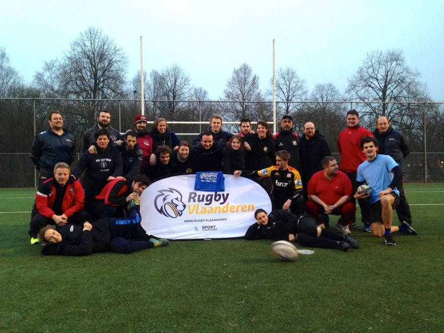 Initiator Rugby afgelopen met succes!