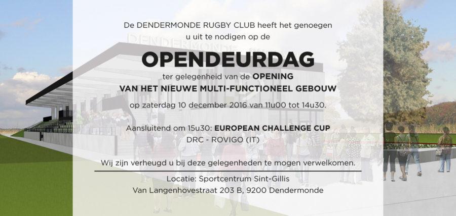 Opendeurdag Dendermonde Rugby Club