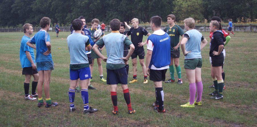 Rugbykamen voor 8 tot 16 jarigen
