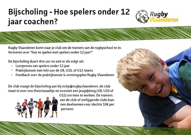 Affiche rugbyschool