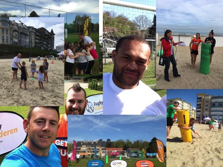 Medewerkers Rugby Vlaanderen gezocht