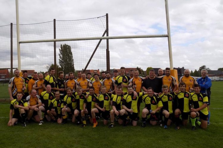 Pitbulls Rugby Club Arendonk 3