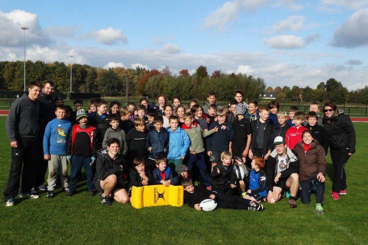 Rhinos Rugby Oudenaarde 1