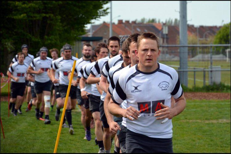 Rhinos Rugby Oudenaarde 2