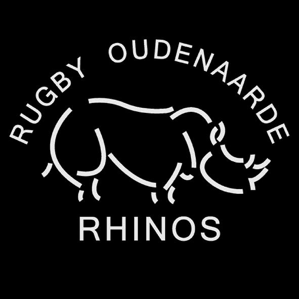 LOGO Rhinos Rugby Oudenaarde