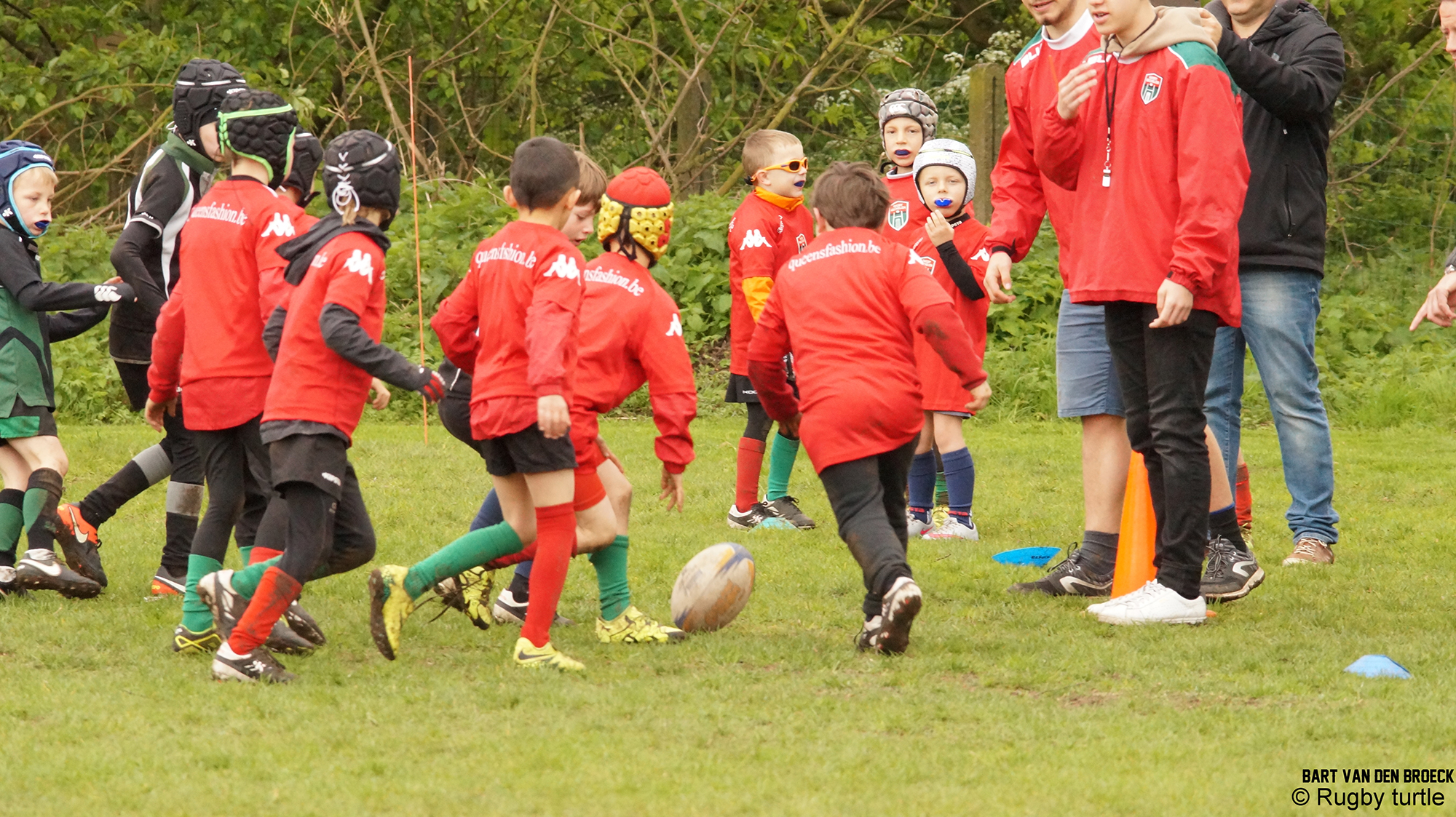 Mixed Ability Rugby for all