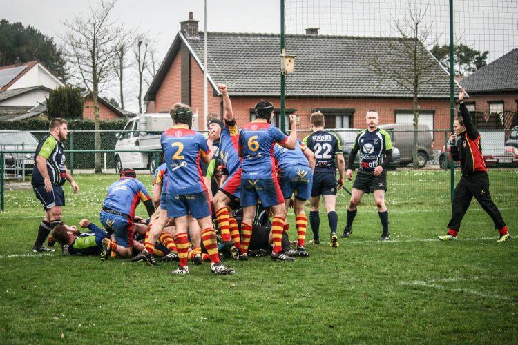 Rugbyclub Beernem 11