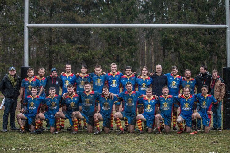 Rugbyclub Beernem 13