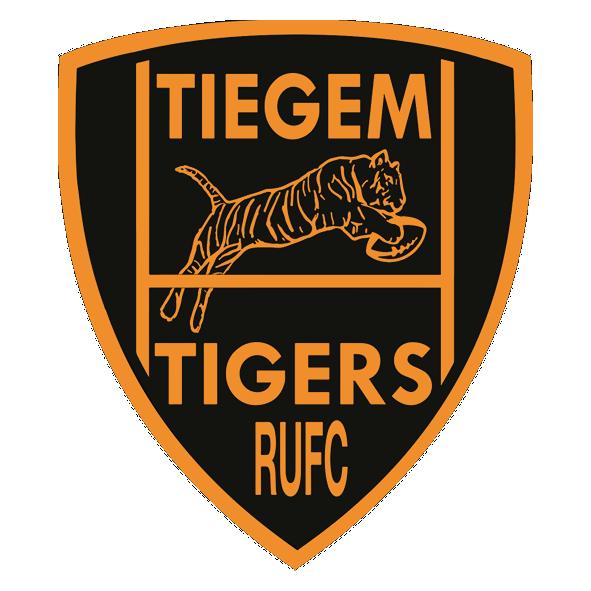 LOGO Tiegem Tigers RUFC