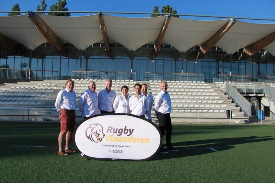 Rugby Vlaanderen verhuist naar Mandela stadium