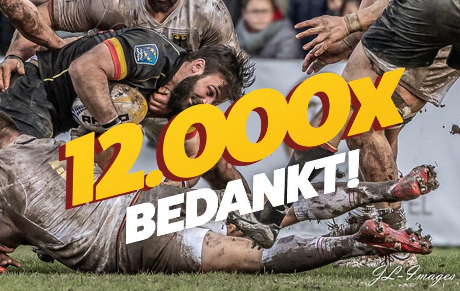 Meer dan 12.000 online getuigen van een belangrijke overwinning!