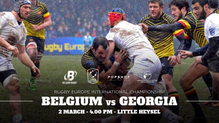 België vs Georgië en Roemenië!