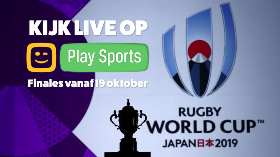 Finales WK rugby Japan live op Telenet Play Sports