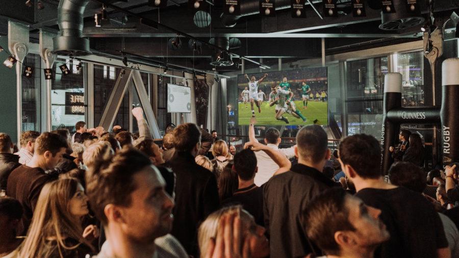 Kijk hier in goed gezelschap naar de finale van het WK rugby