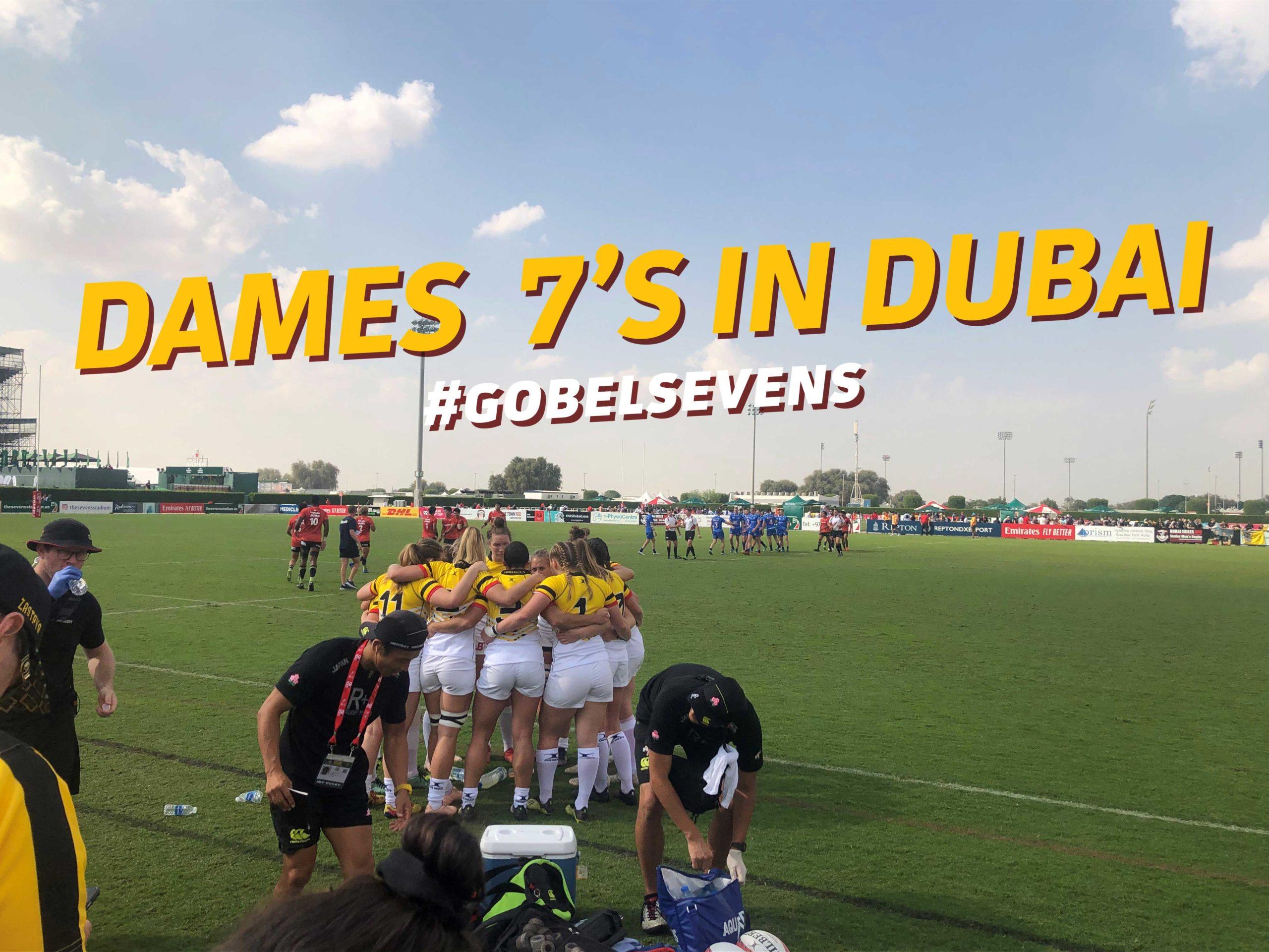 Dames 7's in Dubai