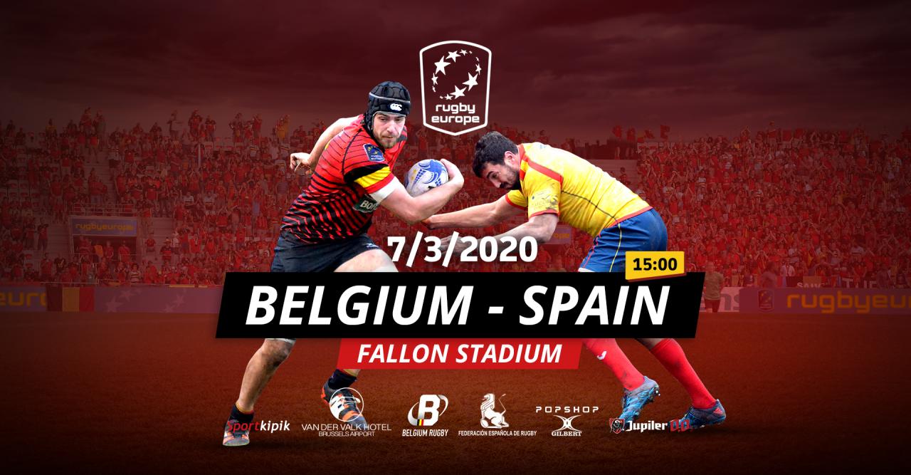 Belgium vs Spain